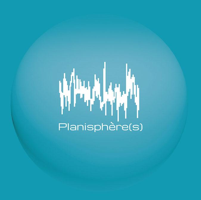 Front cover: SIGNAL~BRUIT / Planisphère(s) / MESH1001