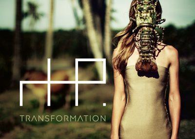 X MARKS THE PEDWALK | TRANSFORMATION